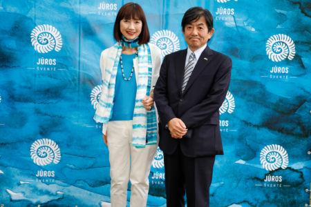 Japonijos Ambasadoria Shiro Yamasakii